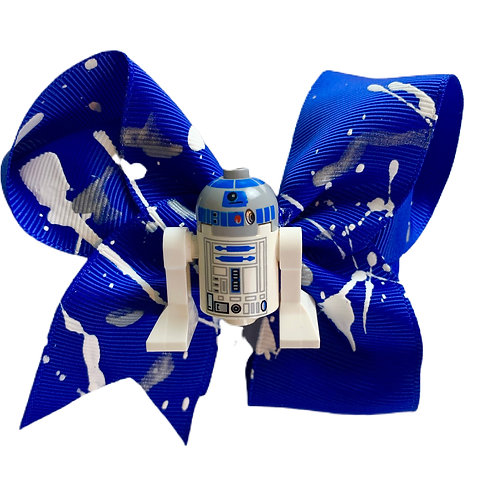NEW! Droid Blue BOW