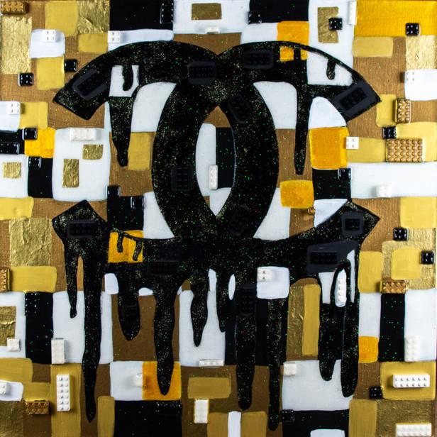 LEGO Gold Coco Klimt