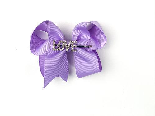 Jessica LOVE Bow Lavender