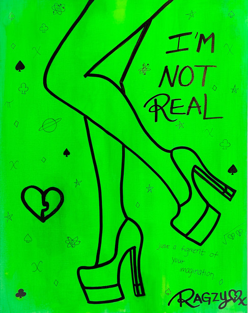 I'm Not Real