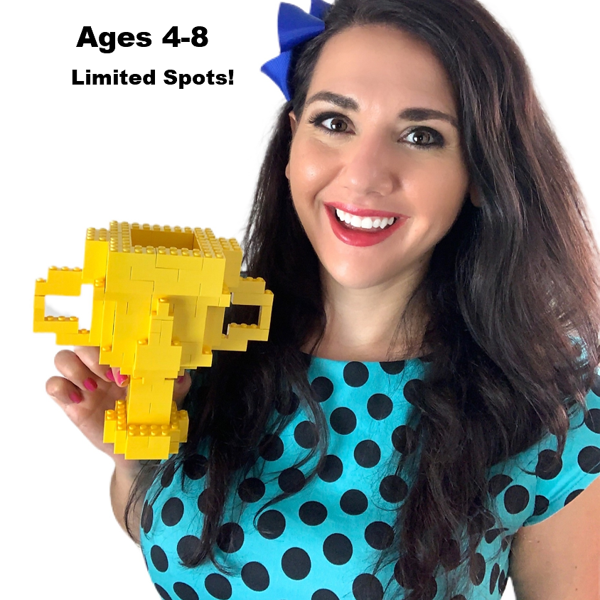 AGES 4-8 (Beginner)                     July 13th-17th 12PM-1PM EST (1)