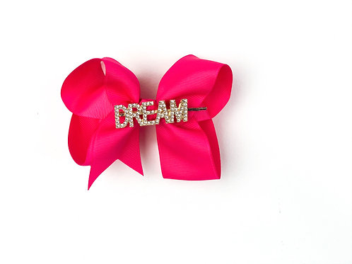 Jessica DREAM Bow Hot Pink