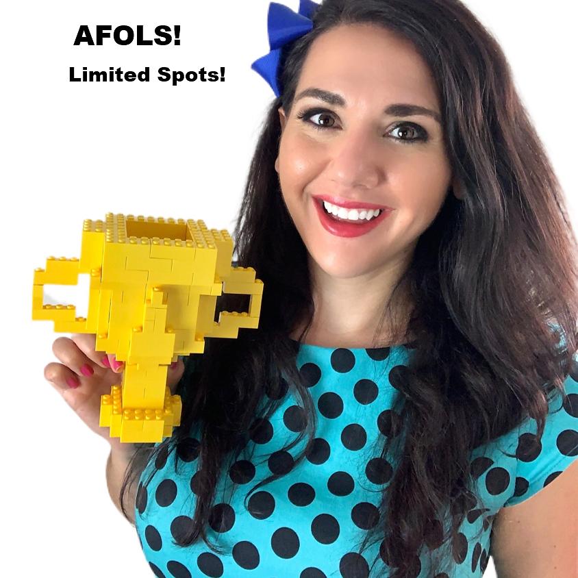 ADULT 18+ AFOLS!  (Intermediate/Advanced)                   July 13th-17th 8:30PM EST