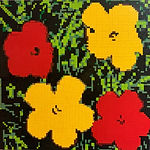 warhol flowers yellow.jpg