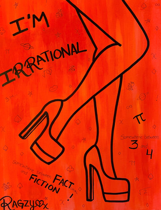 I'm Irrational