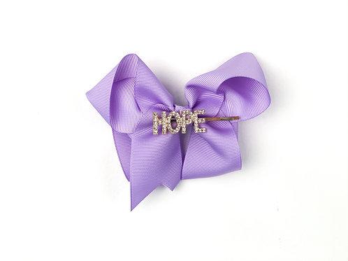 Jessica HOPE Bow Lavender