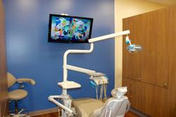 Sunrise Dental Auburn Patient Room
