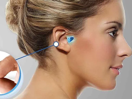 IIC ( Invisible In Canal ) Hearing Aids