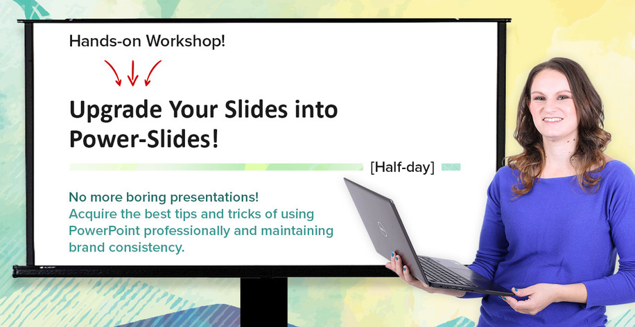 Chooka workshop Training: Upgrade Your Slides Into Power-slides