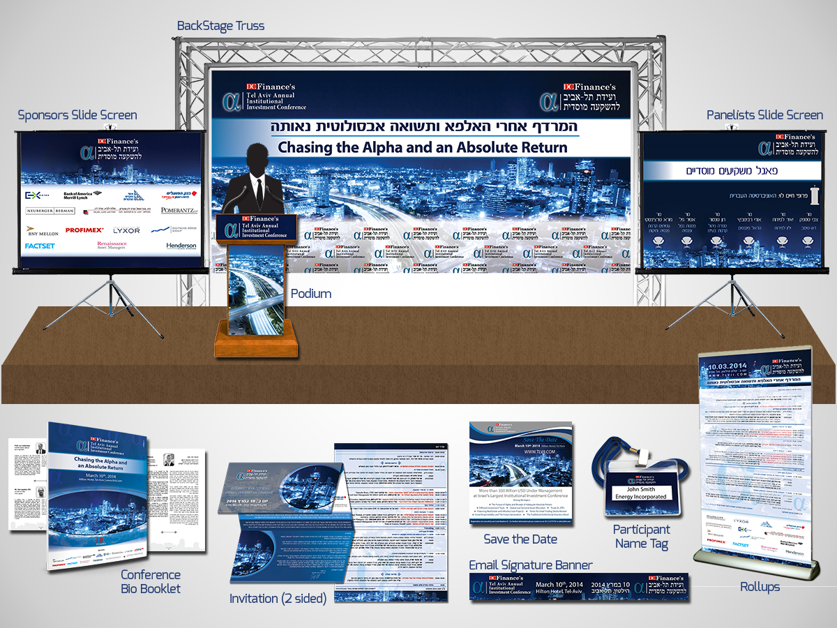 Conference and event branding