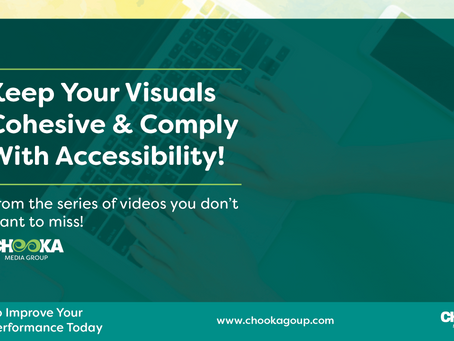 Keep your visuals cohesive AND comply with accessibility!