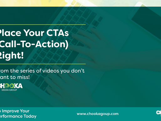 Where's your Call-To-Action? Place them right!