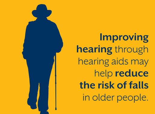 Do Hearing Aids Improve Balance ?