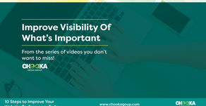 How to improve visibility of the important stuff on your website