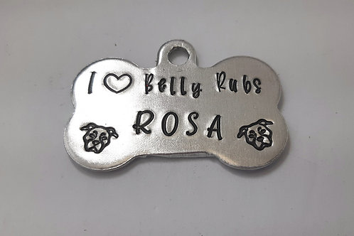 Customized Dog Tags