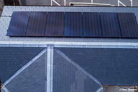 Aerial roof inspection using a UAV/Drone by Steve Samosa Photography
