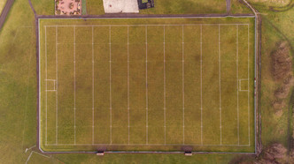 Thatto Rugby pitch