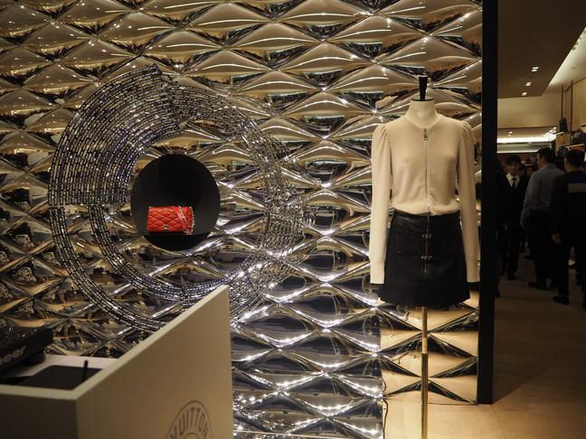Louis Vuitton City Guide App Event