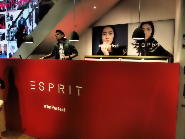 Esprit Flagship Store Grand Opening Photography Exhibition By Wing Shya