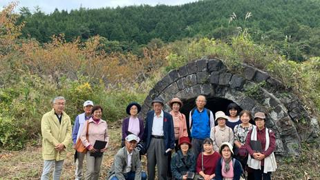 吉岡銅山跡 特別見学