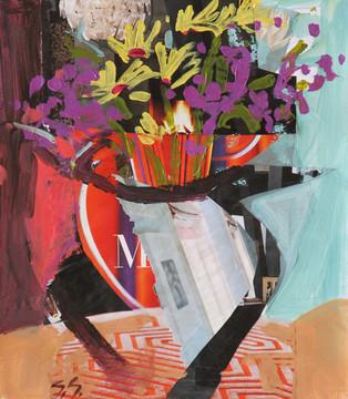 ART - Acrylics & Mixed Media