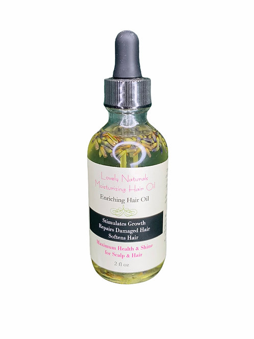 Lovely Naturals Growth Oil