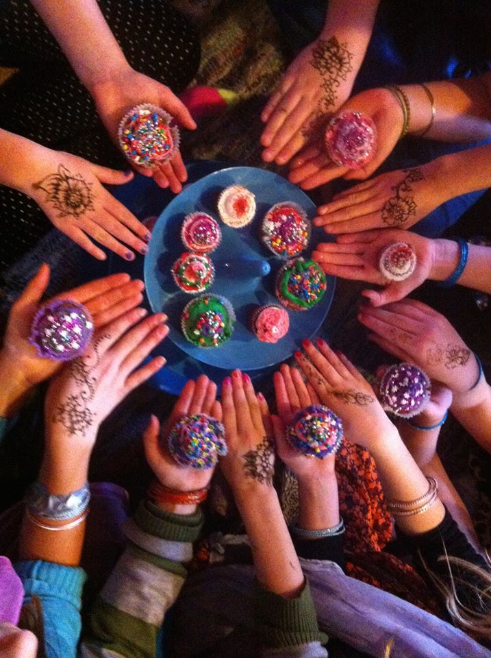 kids party henna