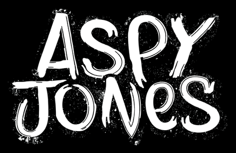 Aspy Jones B&W Logo