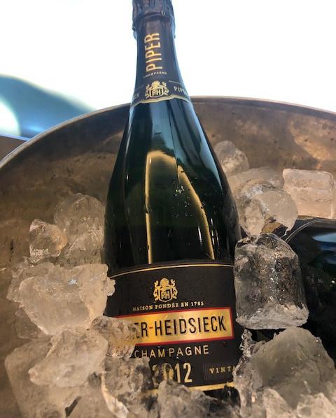 Piper Heidsieck Vintage Champagne 2012