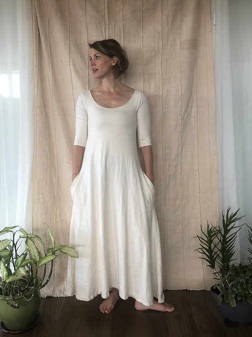 Flow Hemp Dress