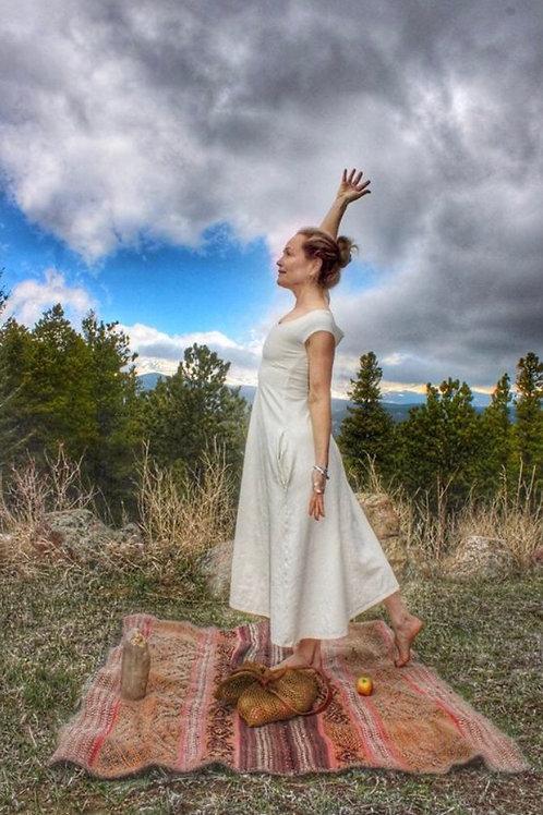 Hemp Ballet Dress