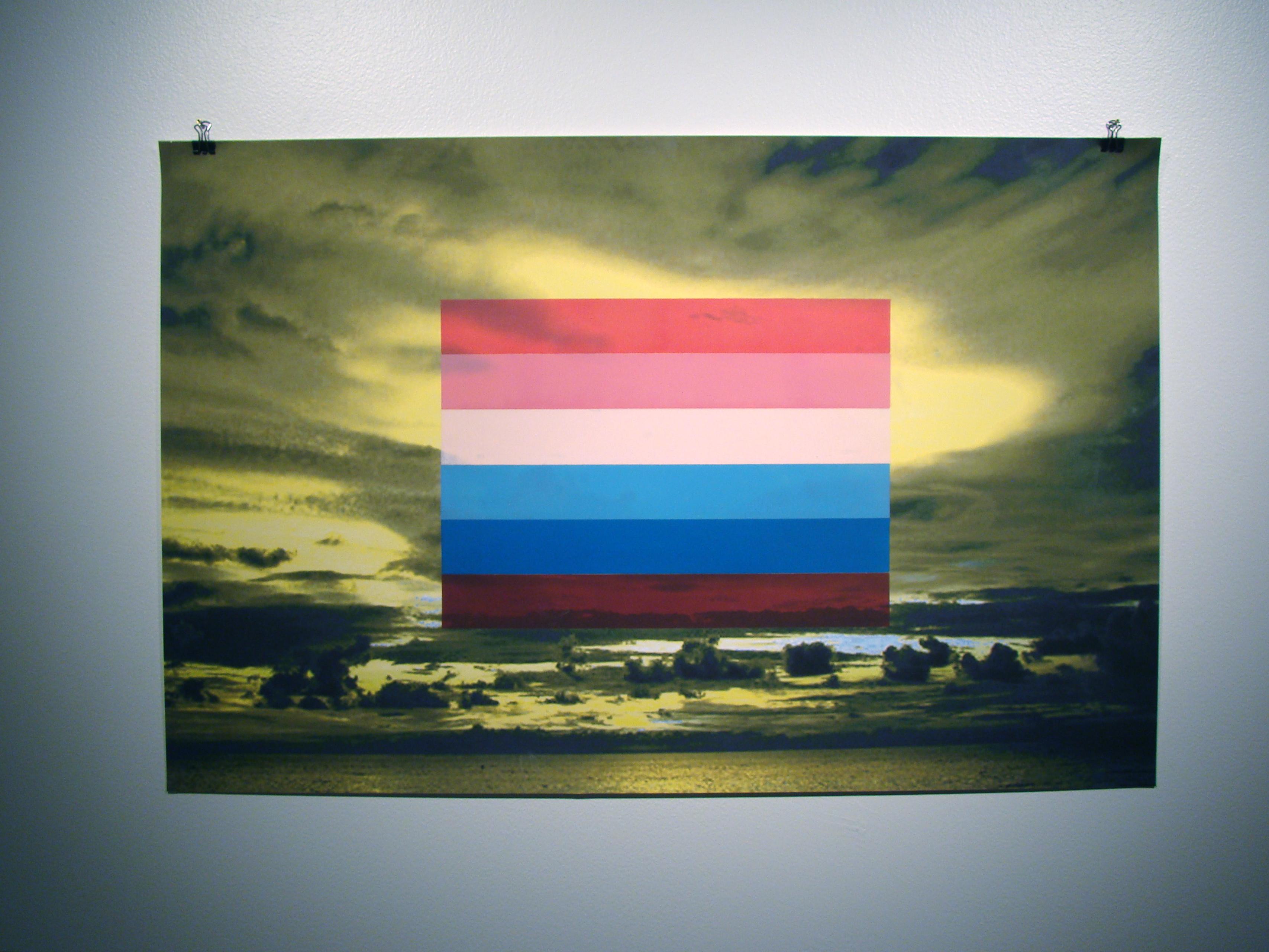 Tritanopia-Dutranopia Sunset, 2012