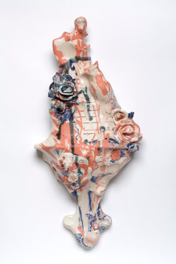 Deconstructed Mantle Lady Blue, 2011