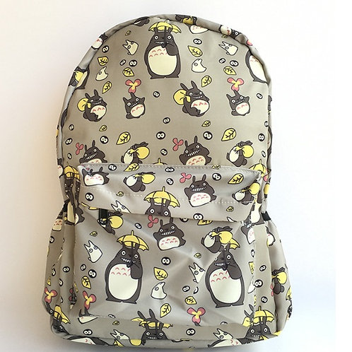 TOTORO - Soft Canvas Backpack