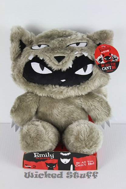 EMILY THE STRANGE - Kitty Plush