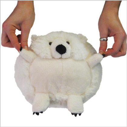SQUISHABLE - Mini Polar Bear