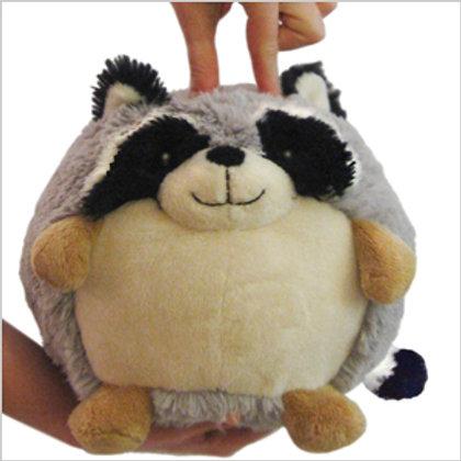 SQUISHABLE - Mini Raccoon
