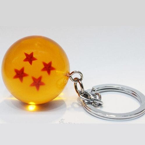 DRAGONBALL KEYCHAIN - 4CM BALL