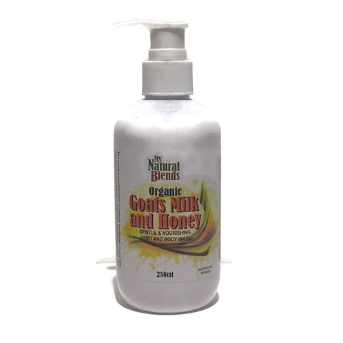 ORGANIC GOATS MILK & HONEY SOAP