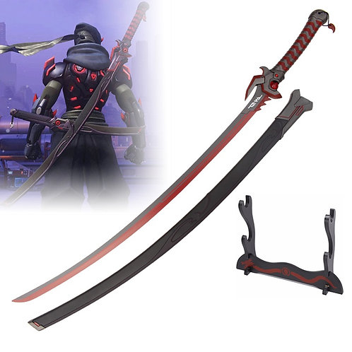 GENJI SWORD WITH STAND