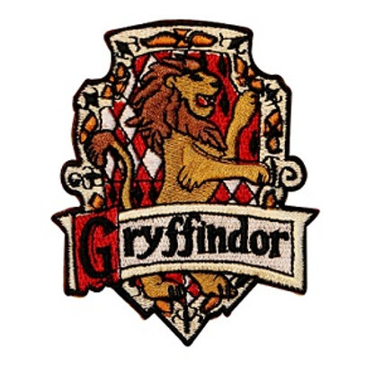 HARRY POTTER - GRIFFINDORE