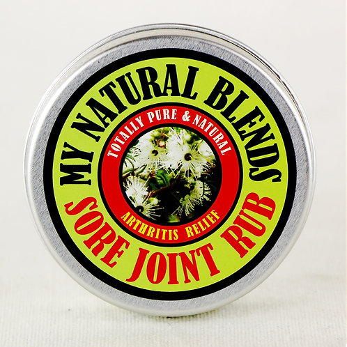 SORE JOINT RUB: Arthritis Pain and Inflammation