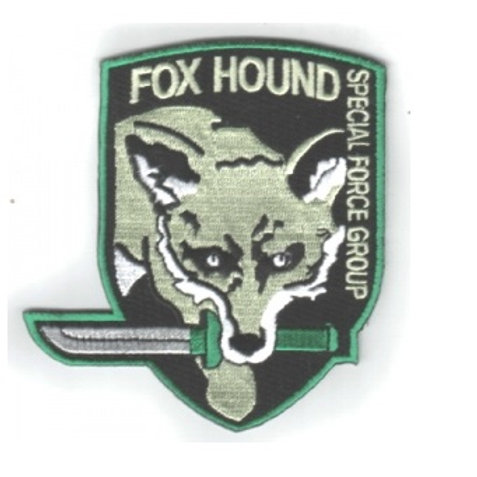 METAL GEAR FOX HOUND