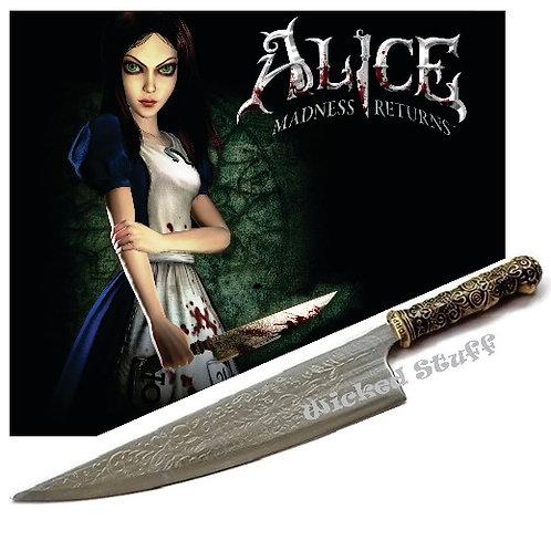 ALICE MADNESS RETURNS - Vorpal Blade - Metal