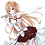 Thumbnail: SWORD ART ON LINE - Asuna Lambent Light Sword