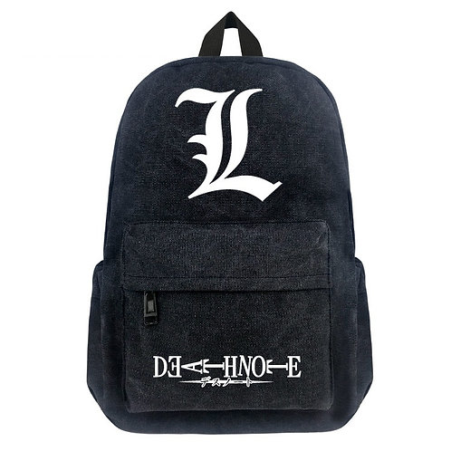 DEATH NOTE - Canvas Backpack