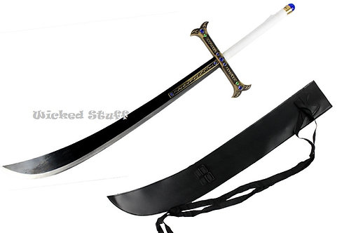 ONE PIECE - Dracule Mihawk Yoru's sword - Metal