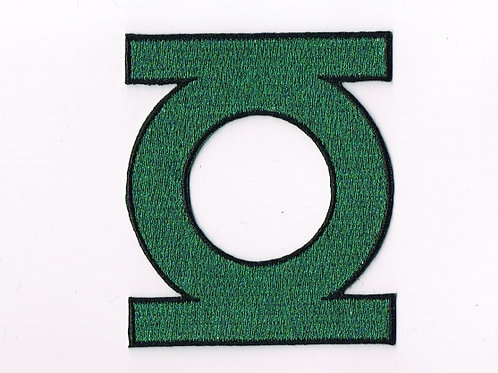 GREEN LANTERN PATCH