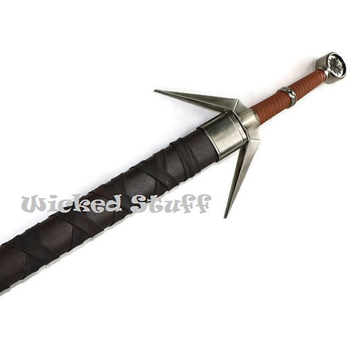 WITCHER - Geraldt's Sword Custom Made