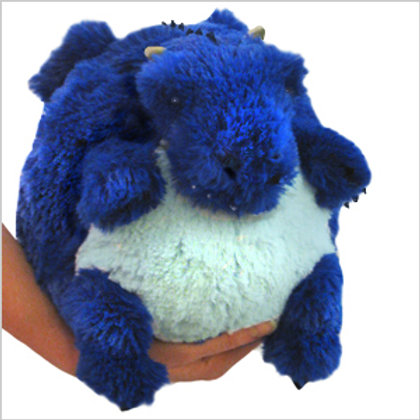 SQUISHABLE - Mini Blue Dragon